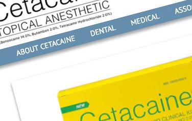 cetacaine.com